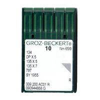 Иглы 134/DPX5/135X5 RS (SPI) Groz-Beckert 65R