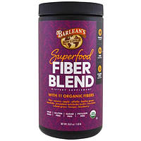 Barleans, Organic Superfood Fiber Blend, Vanilla Flavor, 16.51 oz