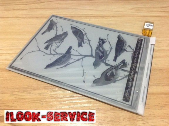 Матриця/Екран/Дисплей ED060SC7 для електронної книги Pocketbook Basic, фото 2