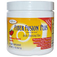 Enzymatic Therapy, Fiber Fusion Plus, сухой напиток с клетчаткой, 5.7 унций (162 г)