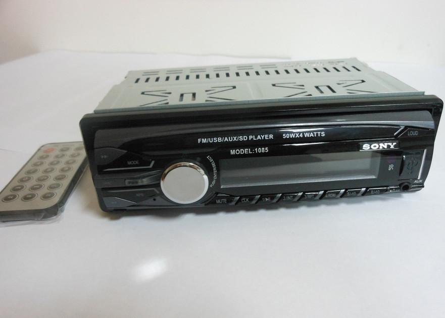 Автомагнитола Sony 1085B  магнитола  Aux+ пульт