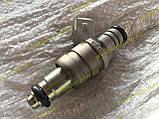 Форсунка топливная Сенс Sens Заз 1102 1103 инжектор ваз 2110,2112,2111 н.о. Siemens(2отв) VAZ 6238, фото 2