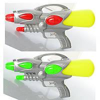 Детский водяной пистолет M 2819 помпа, размер средний, 28,5см