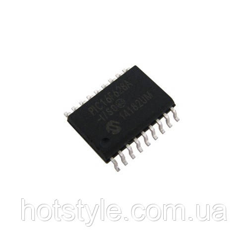 Чип PIC16F628A PIC16F628 SOP18 микроконтроллер