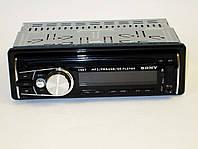 Автомагнитола Sony 1087  магнитола Aux+ пульт (4x50W) съемная панель