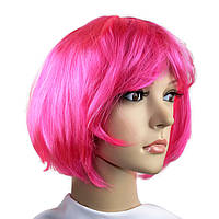 Каре розовый