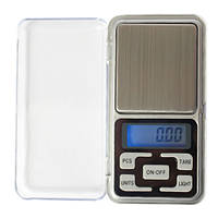 Карманные электронные весы 0.01г точность, до 200г