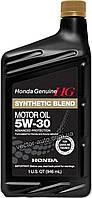 Масло моторное HONDA Synthetic Blend 5W-30 (08798-9034) 0,946 L, фото 1