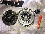 Комплект сцепления с выжимным подшипником заз 1102 1103 таврия славута сенс sens Weber, фото 8