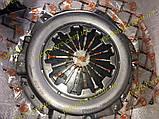Комплект сцепления с выжимным подшипником заз 1102 1103 таврия славута сенс sens Weber, фото 9
