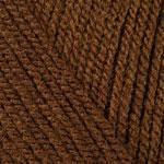 Yarnart Super Perle - 05 коричневый