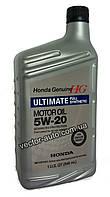 Масло моторное HONDA HG Ultimate 5W-20 (08798-9038) 0,946 L, фото 1