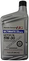 Масло моторное HONDA HG Ultimate 5W-30 (08798-9039) 0,946 L
