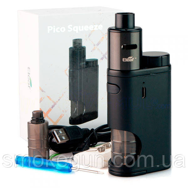 Eleaf Pico Squeeze + Coral kit