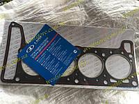 Прокладка головки блока цилиндров Ваз 2101 2102 2103 2104 2105 2106 2107 ф-76 с герметиком Автоваз