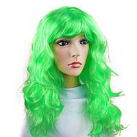 Волнистый зеленый