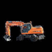 Колесные экскаваторы Doosan DX модель DX140W