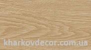 Дуб арктик - плинтус ПВХ с кабель-каналом и мягким краем