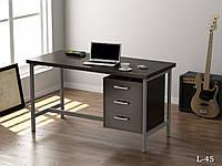 Стол письменный с ящиками  Loft designe L-45