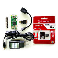 DiyLab Raspberry Pi Zero W (Wireless) Starter KIT, фото 1