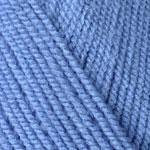 Yarnart Super Perle - 224 голубой