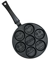 Сковорода оладница с антипригарным покрытием БИОЛ СО-24П (240х19 мм)