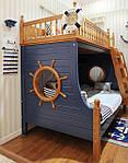 Как выбрать детскую мебель для мальчика?