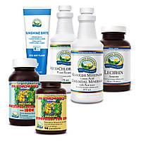 Набор «Здоровый ребенок» Комплекс  витаминов,минералов и микроэлементов для нормального развития ребенка.