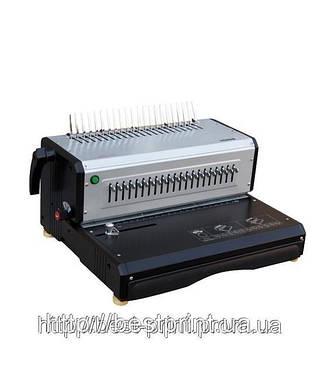 Биндер HP-3088B электрич. на пласт. пружину