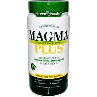 Green Foods Corporation, Энергетический напиток Магма плюс, 5,3 унций (150 г)
