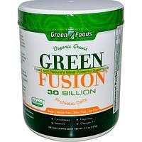Green Foods Corporation, Organic, Green Fusion, супер питание 5.2 унции (147 г)