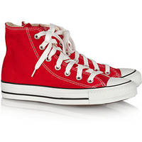 Converse all star red high кеды красные высокие конверс р. 35-45