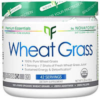 NovaForme, Organic Wheat Grass, 5.29 oz (150 g)