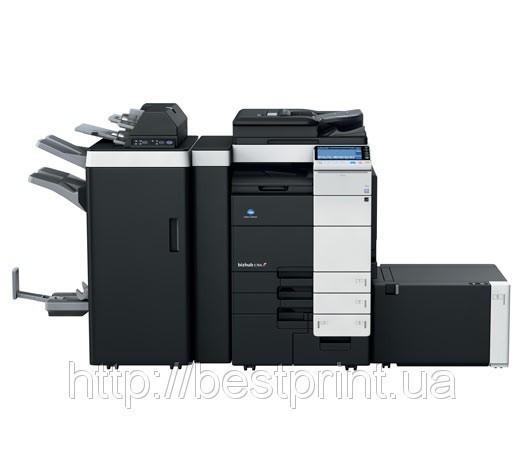 KONICA MINOLTA bizhub PRO C754 (полноцветный сет. принтер/копир/сканер/ARDF/СКСМ)