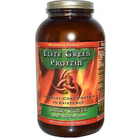 Warrior Force Nutritionals, Элитный зеленый белок, холодный зеленый, 500 г (17,65 унций)