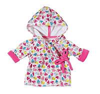 Одежда для кукол Baby Born Халат Zapf Creation 822463