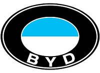 Патрубок выходной компрессора кондиционера BYDL3