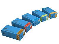 Перчатки Comfort BLUE латексные опудренные