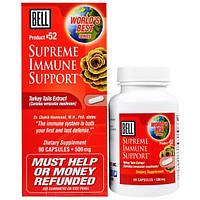 Bell Lifestyle, первостепенная поддержка иммунной системы, 500 мг, 90 капсул