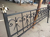 Оградка на кладбище арт.рт 18