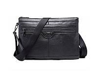 Качественная сумка-клатч Brian для мужчин. Практичная сумка. Стильный дизайн. Интернет магазин. Код: КДН1649