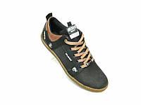 Кожаные мужские кроссовки SPLINTER перфорация 26