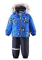 Зимний комплект для малышей  Lassie by Reima 713695B - 6511. Размер 80 - 92.