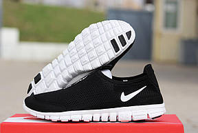 Мужские кроссовки летние Nike Free Run 3.0 сетка 40,41р, фото 3