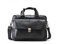 Сумка-портфель Bexhill 781S высокого качества для мужчин. Удобная сумка. Практичный дизайн. Код: КДН1650