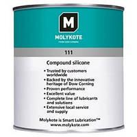 Компаунд с пищевым допуском Molykote 111 - 1кг