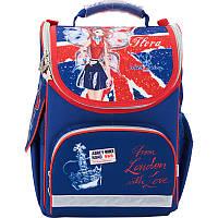 Рюкзак для девочек школьный каркасный (ранец) 501 Winx fairy couture-2 W17-501S-2 Kite