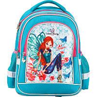 Рюкзак для девочек школьный 509 Winx fairy couture W17-509S Kite