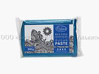 Мастика - сахарная паста для обтяжки Criamo - Синяя - 500 г