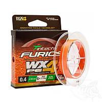 Плетений шнур YGK Intech FURIOS PE WX4 150 м #1,0